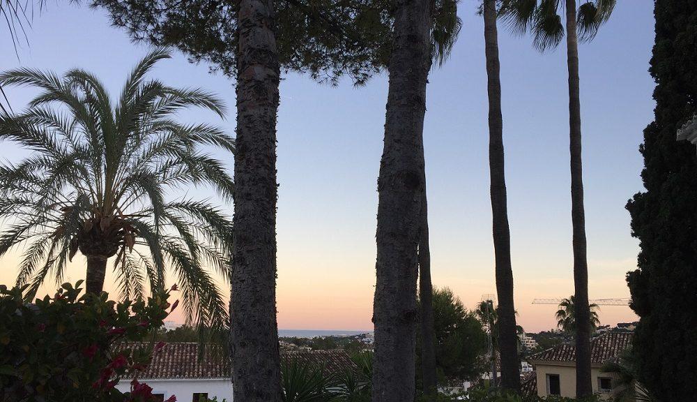 Sunset Porto Banus